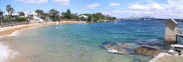Camp Cove/Green Point