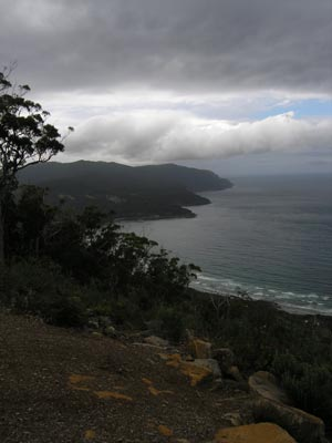 View from Cashs Lookout