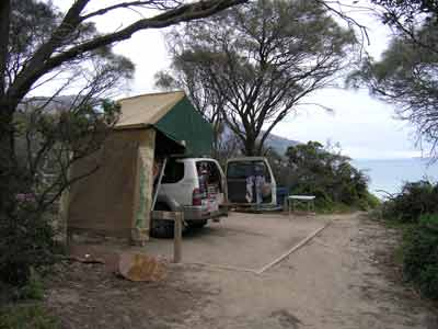 Coles Bay Camp Site
