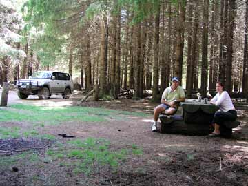 Firs Picnic Area