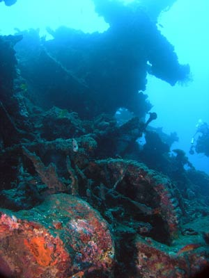 George's Wreck