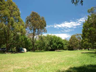 Henry Angel Camping Area