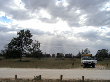 Mungo Camp Site