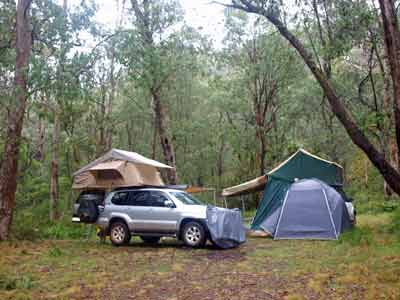 Myall Creek Camping Area