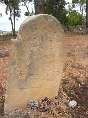 Saltwater River Grave