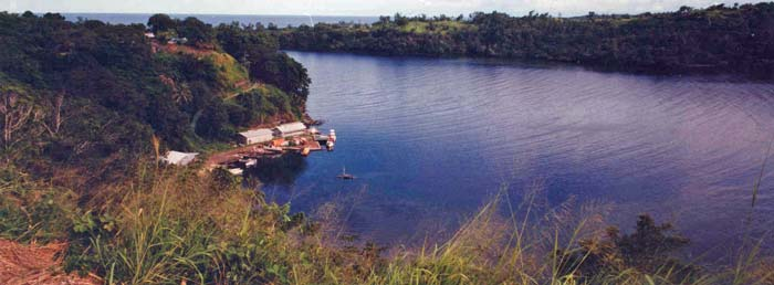 Tufi Harbour