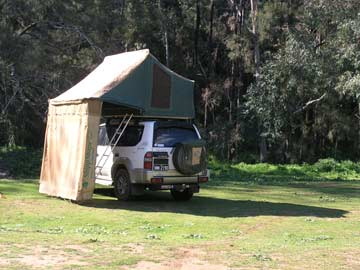 Warrumbungle Camping
