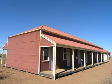 Willandra Shearers Quarters