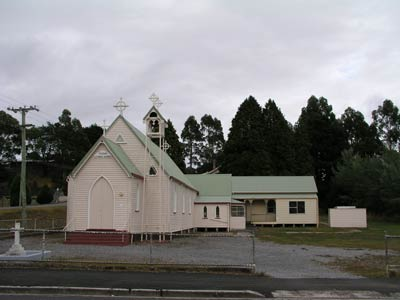 Zeehan Church