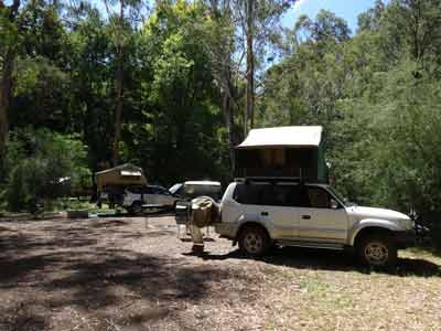 Pickerings Flat Camping Area